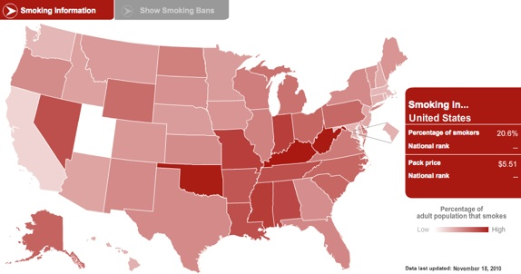 Tobacco Use And Gambling In LGBTQIA Populations Healthcare Guild - Tobacco death us map